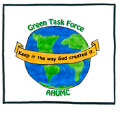 Green task force logo.